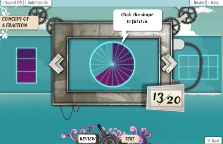 BBC KS2 Maths Game