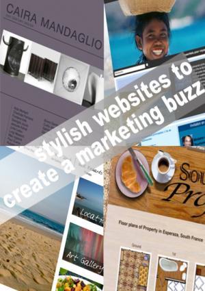 website design and illustration